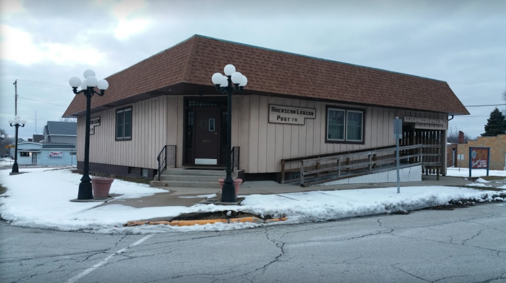 A photo of a Yaymaker Venue called The American Legion located in LeRoy, IL