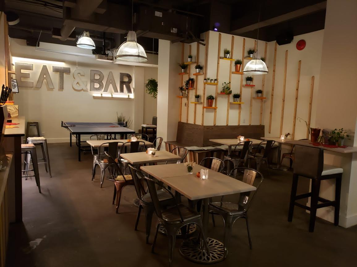 A photo of a Yaymaker Venue called Wheat and Barley located in Vancouver, BC
